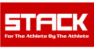 Stack: for the athlete by the athlete logo