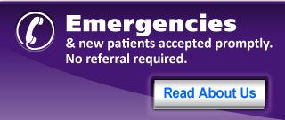 Emergencies & new patients accepted promptly