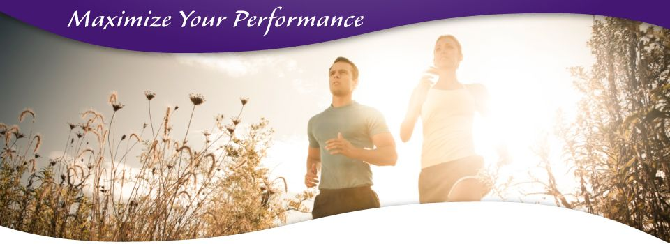Maximize Your Performance - couple running | chiropractor Victoria, BC