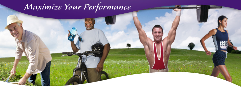 Maximize Your Performance - People exercising